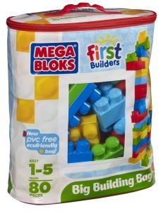 mega bloks big building bag classic