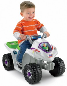power wheels toy story 3 lil quad for toddlers