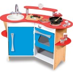 Melissa & Doug Cook's Corner Wooden Kitchen Review