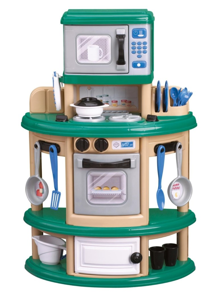 cheap kitchen playset for toddlers