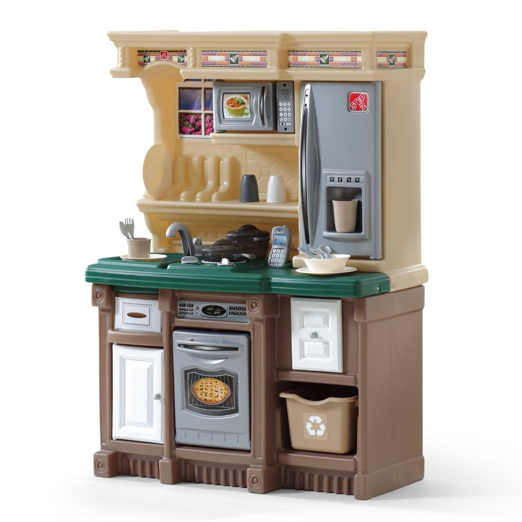 Step2 lifestyle custom kitchen ii review should you buy for Toy kitchen set