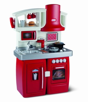 convertible kitchen playset for toddlers
