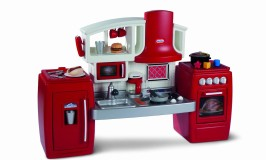 little tikes cook n grow play kitchen