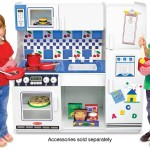 Melissa & Doug Classic Deluxe Kitchen Review