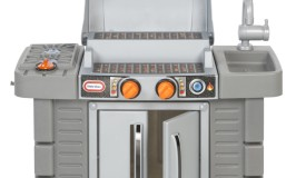 little tikes cook n grow bbq grill playset