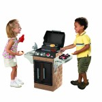 Little Tikes Get Out n' Grill Kitchen Set Review