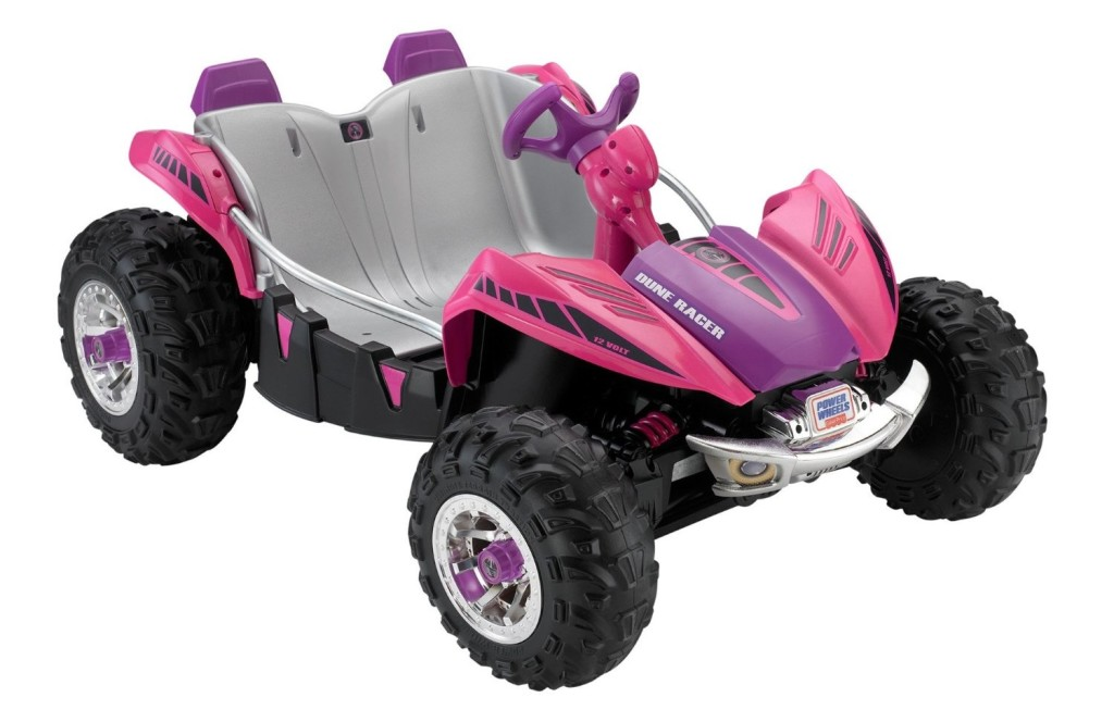fihser price power wheels dune racer