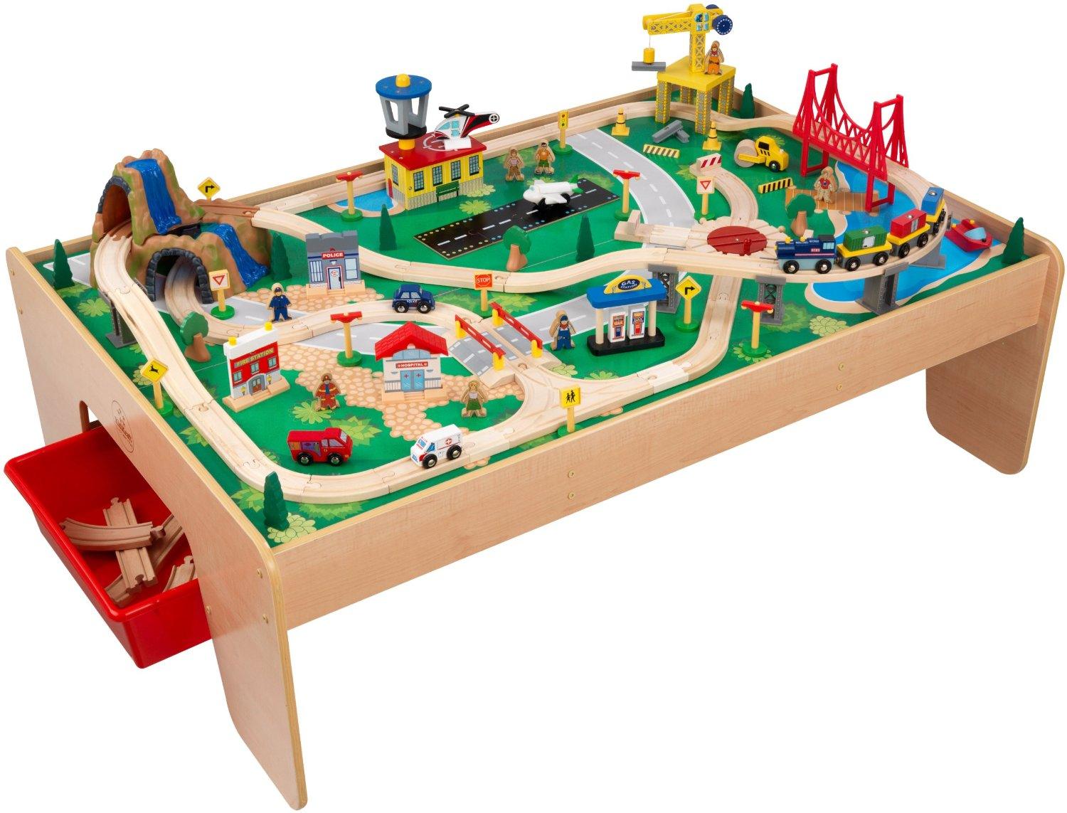 Best train sets for kids what are the options - Set table enfant ...