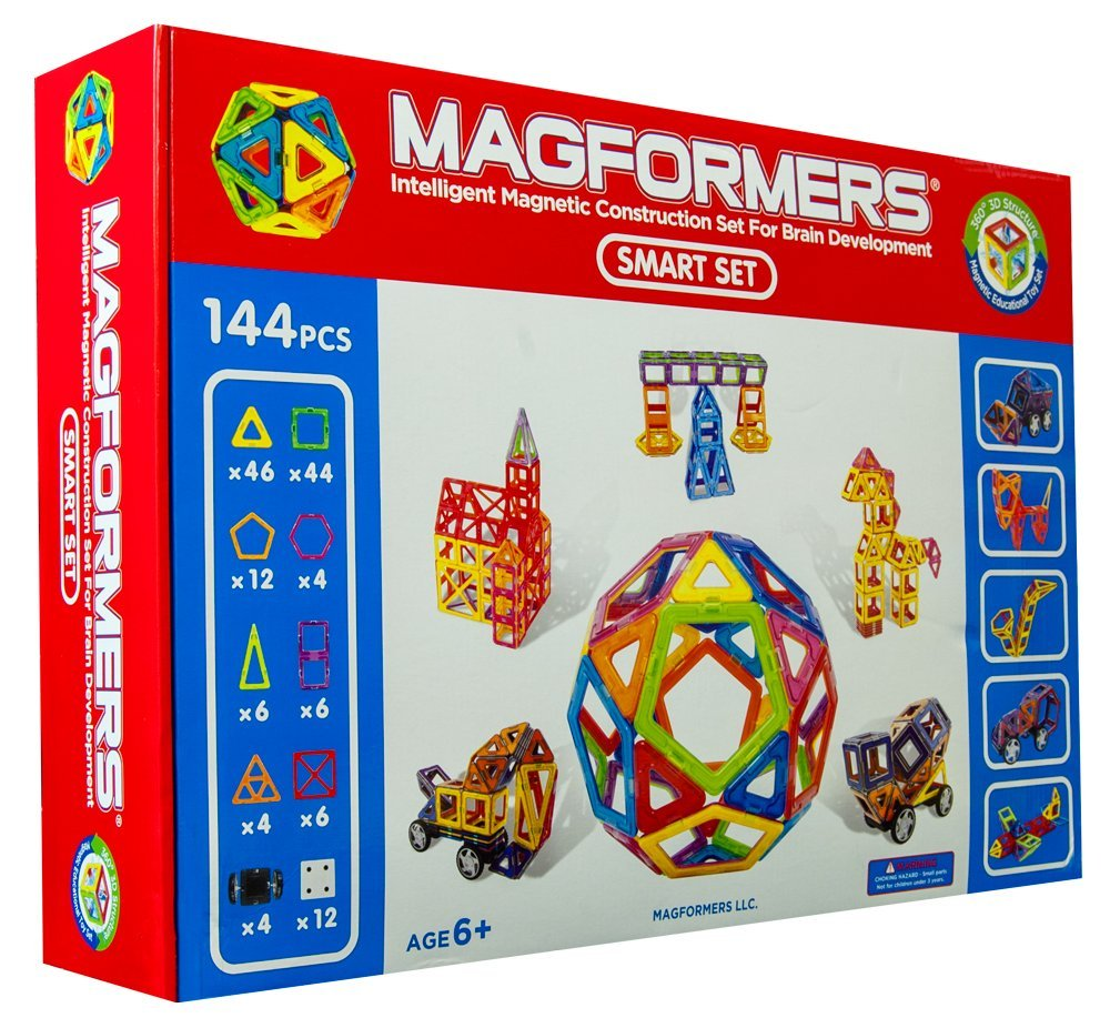 Best Smart Toys For Kids Reviewed : The best magformers set one to buy for your kid