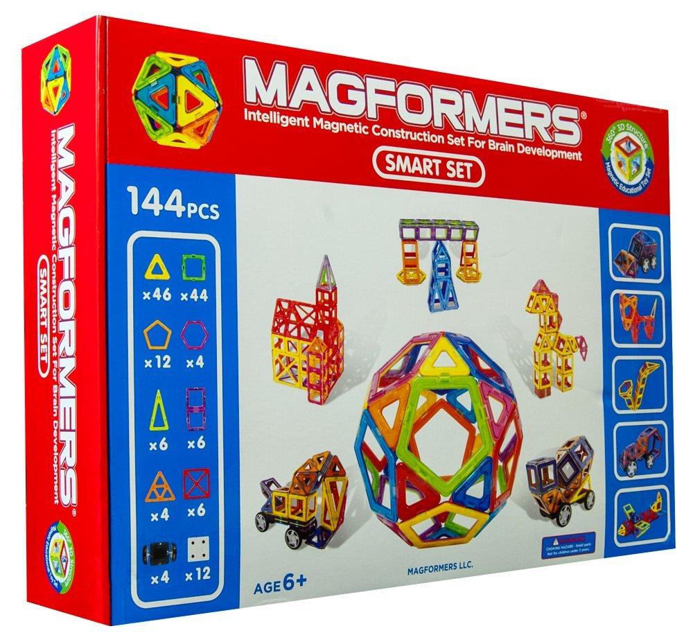 Magformers Smart Set 144 Piece