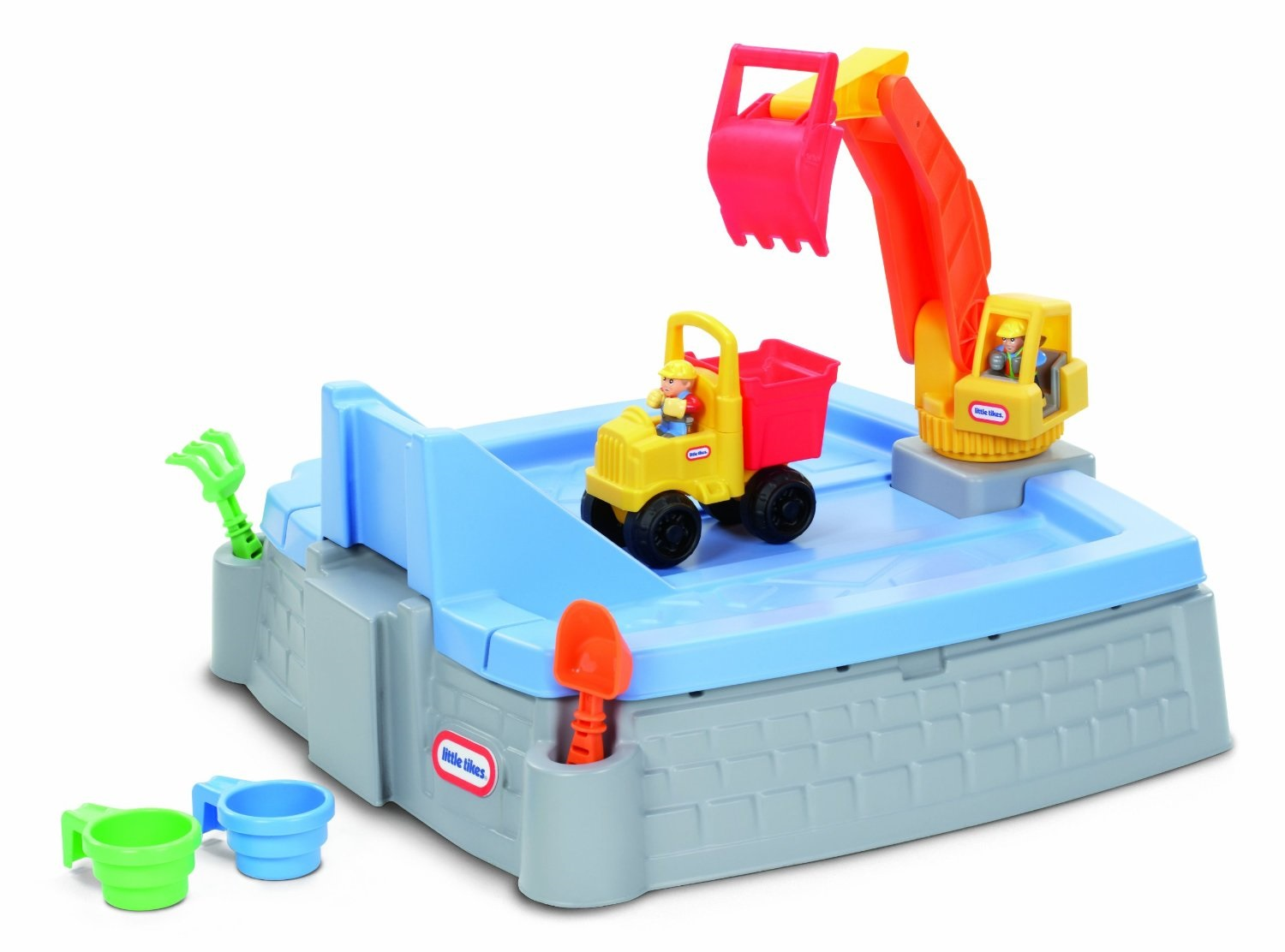Top Little Tikes Toys : Best sandbox with lid for kids