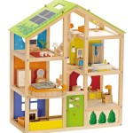 Best Wooden Dollhouse