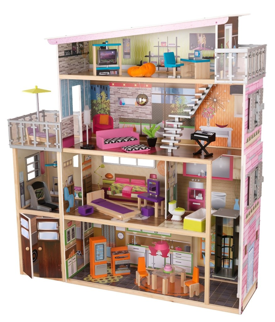 KidKraft Girl's Soho Townhouse