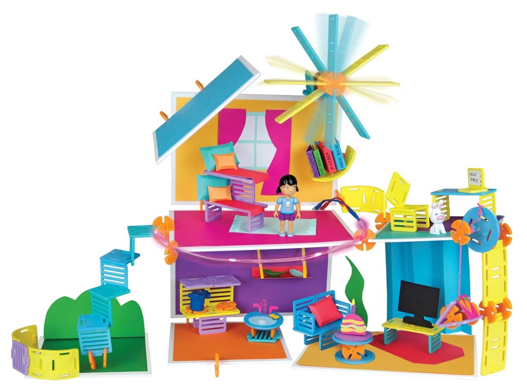 Roominate Chateau Building Toy