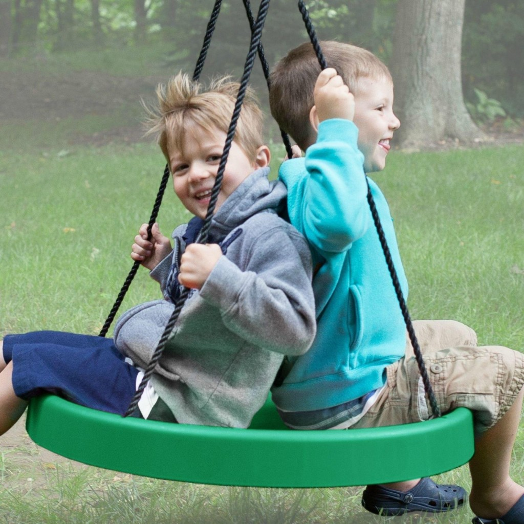 Super Spinner Tree Swing