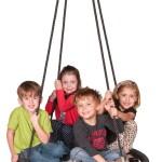 Tree Swings For Kids
