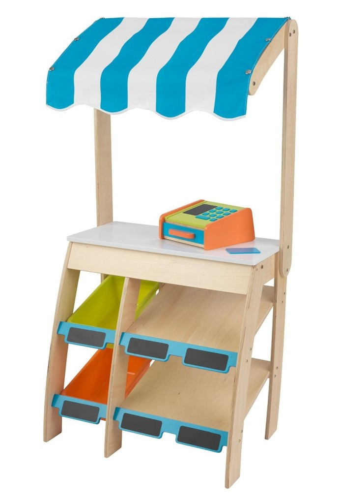 KidKraft Grocery Marketplace Stand