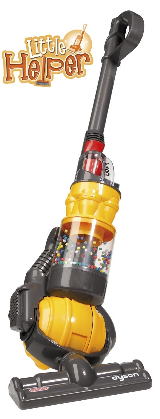 Toy Vacuum That Really Works Kids Love It