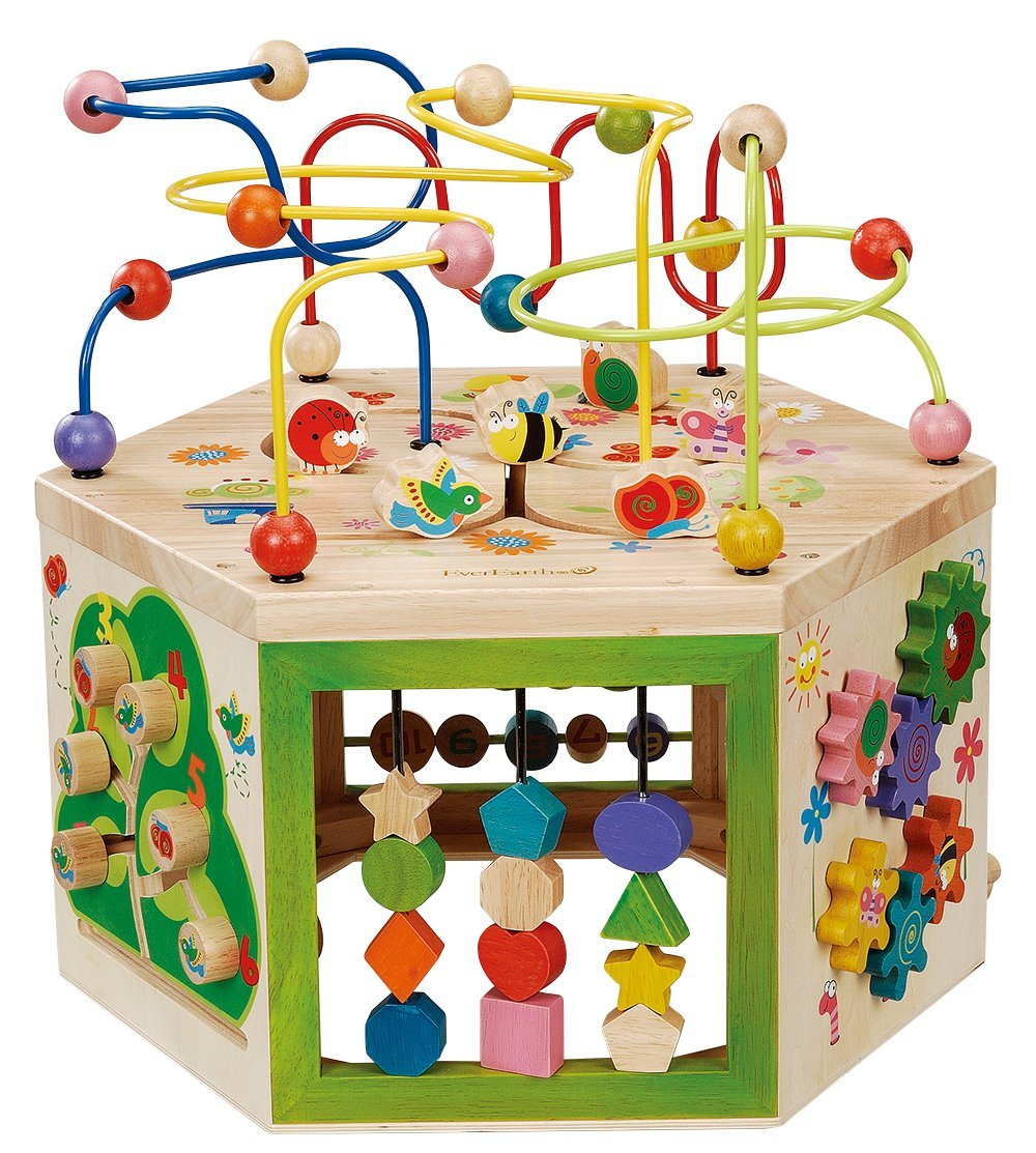 best activity cube for toddlers