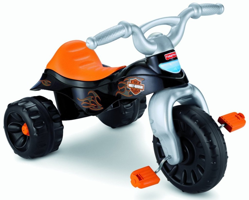 Fisher Price Harley-Davidson Tough Trike