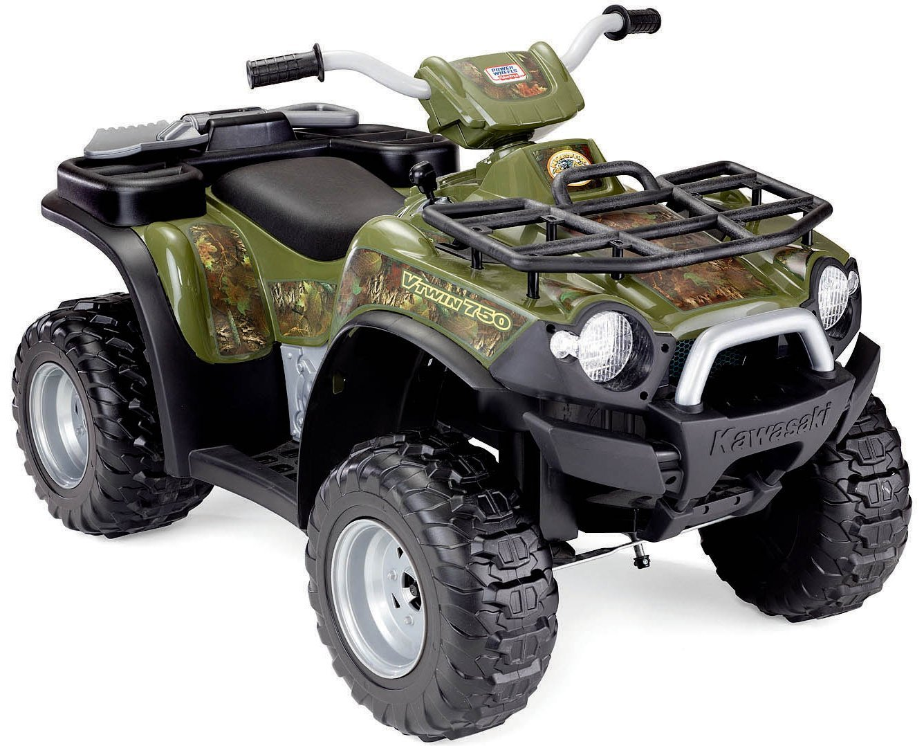 Four Wheeler With Rims: Best Power Wheels For Grass