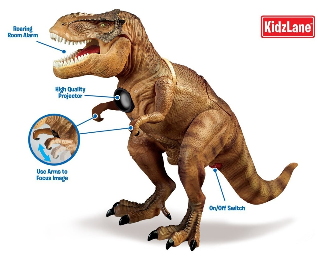 T-Rex Projector Toy