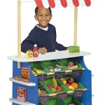 Pretend Grocery Store Playsets