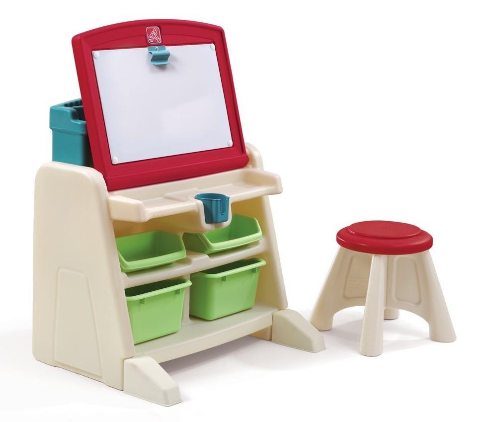 Step2 Flip and Doodle Easel Desk