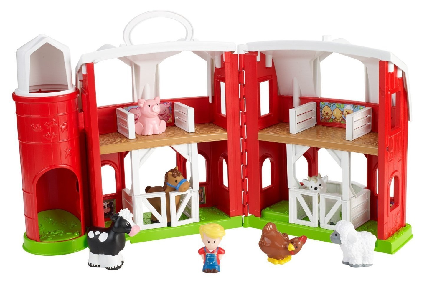 Farm Toddler Toys Age Two : Toy farm sets with animals to choose from