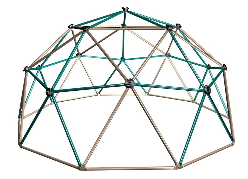 Lifetime Geometric Dome Climber Play Centre