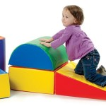 CP Toys 5-Piece Lightweight Soft Blocks