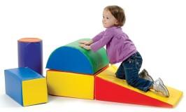 CP Toys 5-Piece Lightweight Soft Blocks