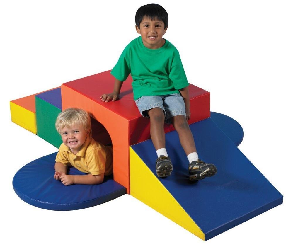 Children's Factory Soft Tunnel Climber
