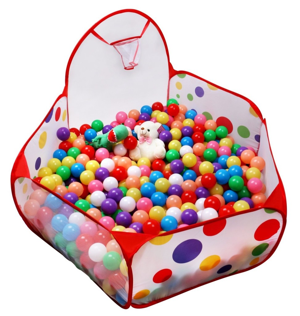 FocuSun Portable Playpen and Ball Pit