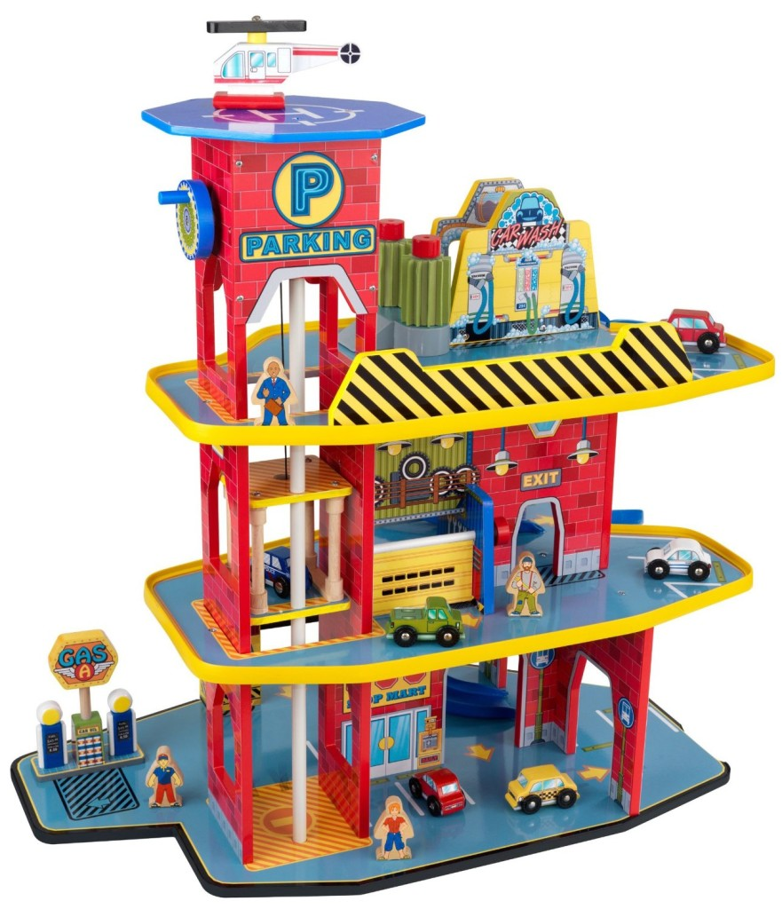 Toy For Ages Five To Seven : Best toy car garage popular playsets