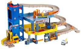 Matchbox Garage Playset