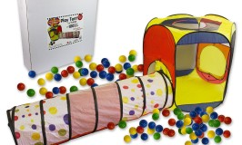 Play Tent With Tunnel And Balls