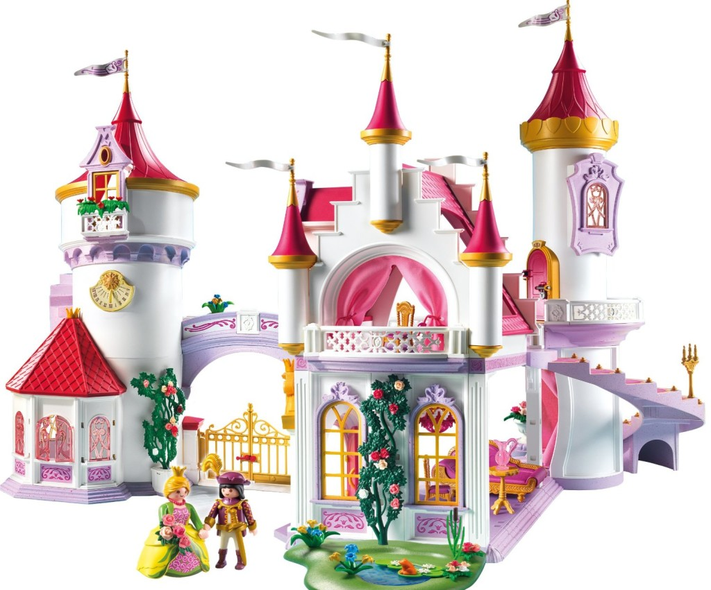 Playmobil Fantasy Castle