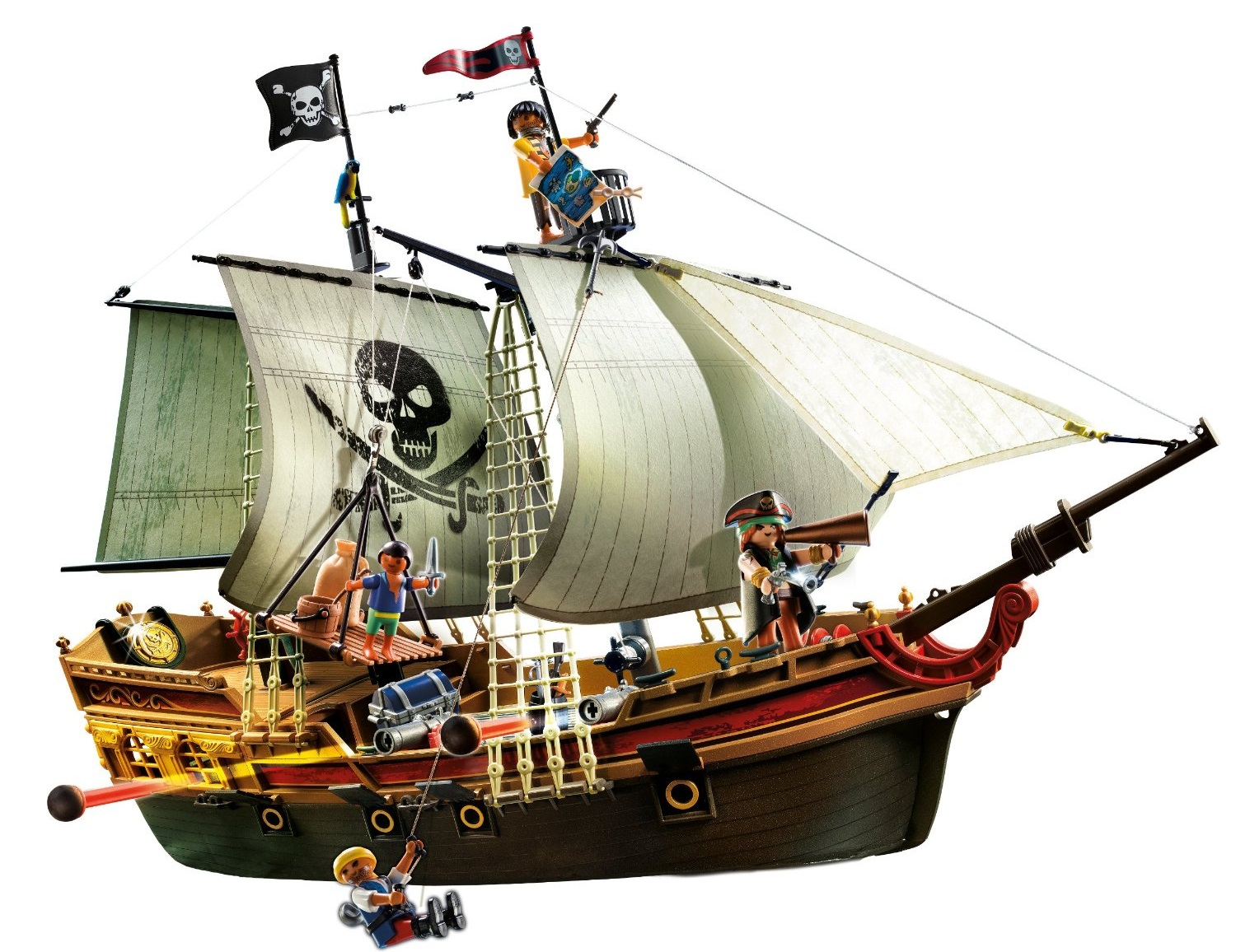 Pirate Toys For Boys : Best pirate ship toy popular models
