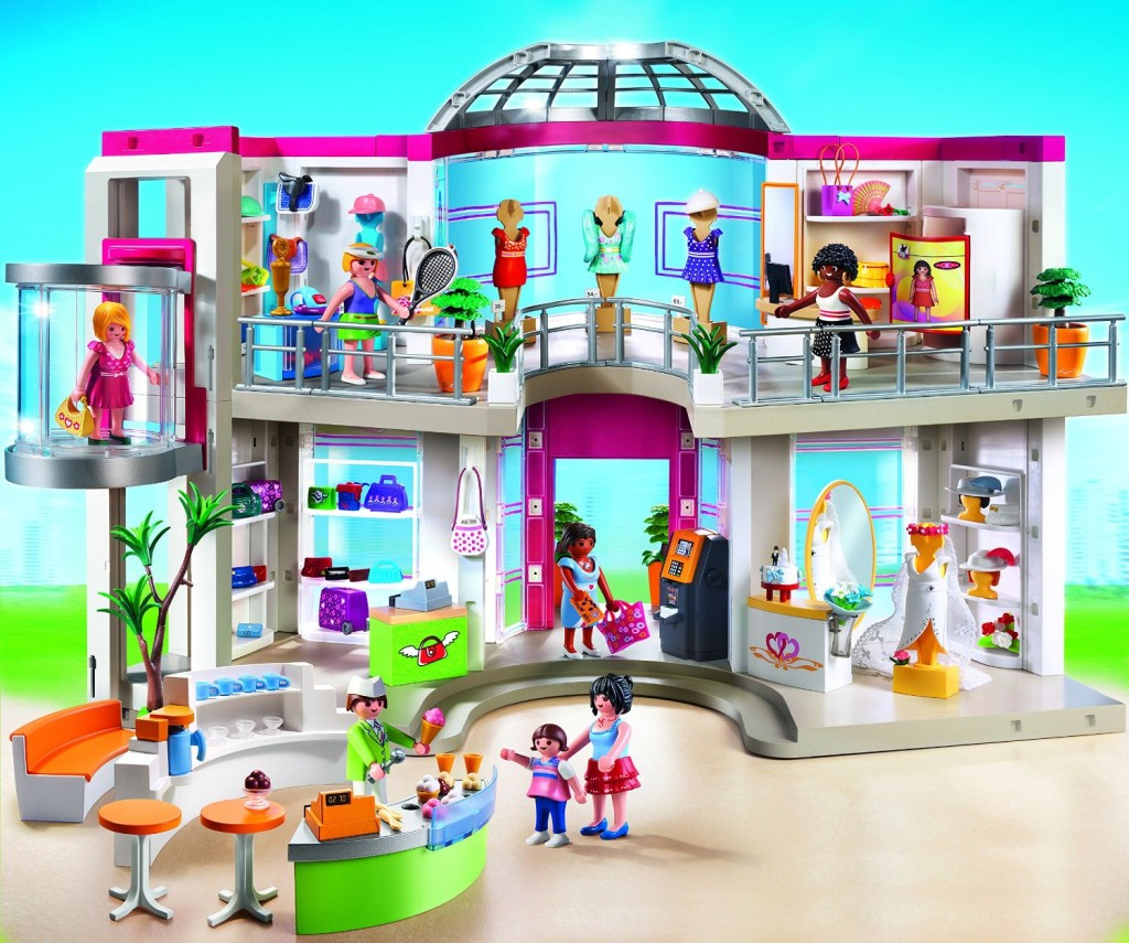 Playmobil sets for girls the bestsellers for Maison moderne playmobil 2018