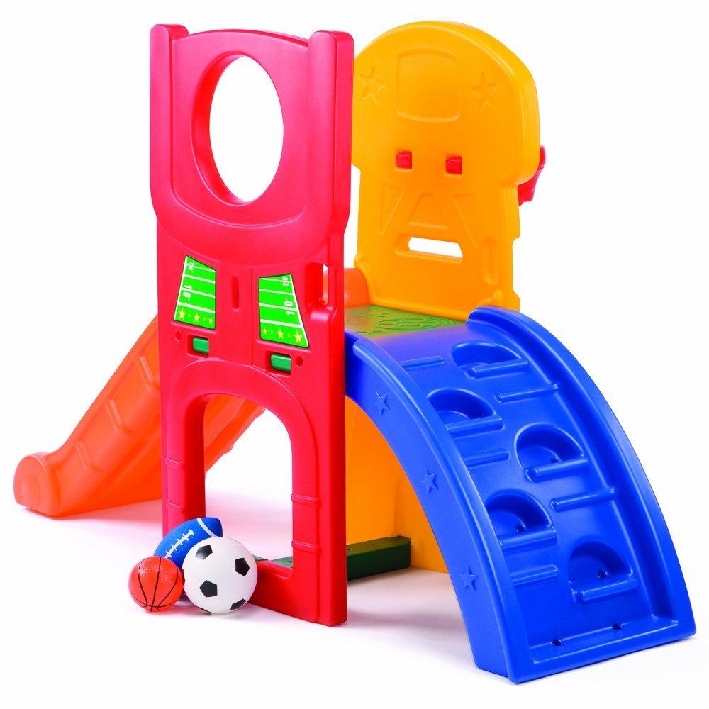 Indoor slides for kids 39 playrooms for Children indoor
