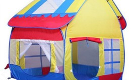 Truedays Kids Outdoor Indoor Fun Play Big Tent Playhouse