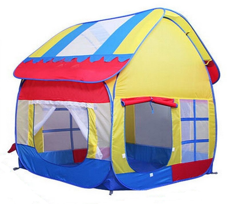 Truedays Kids Outdoor Indoor Fun Play Big Tent Playhouse  sc 1 st  Kidsu0027 Toys Talk & Indoor Playhouse For Kids - What Are The Options?