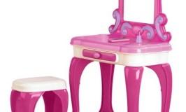 American Plastic Toy Deluxe Vanity